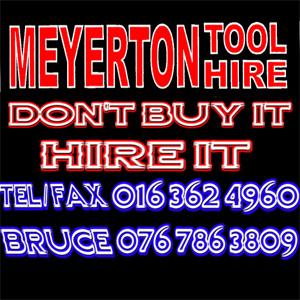 Meyerton Tool Hire