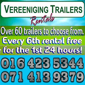 Vereeniging Trailer Rental