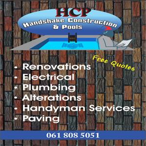 Handshake Construction & Pools