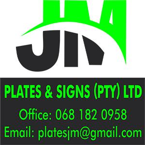 Number Plates , Signs & Vehicle Registration