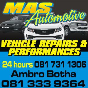 Auto Mechanical Repairs  Performance Tuning Panel beating